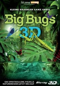 """Plakat von """"Big Bugs 3D"""""""