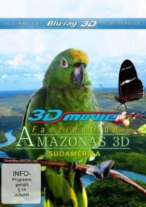 """Plakat von """"Faszination Amazonas 3D - Südamerika"""""""