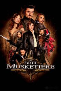 """Plakat von """"Die drei Musketiere"""""""
