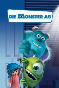"""Plakat von """"Die Monster AG"""""""