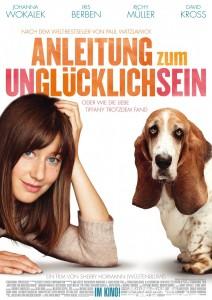 """Plakat von """"Anleitung zum Unglücklichsein"""""""