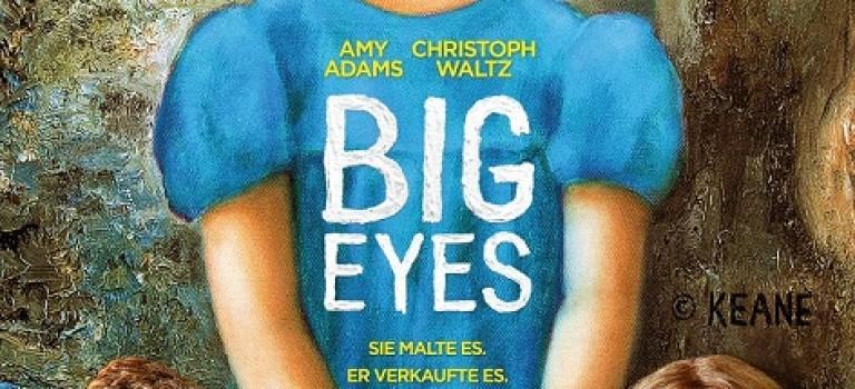 BIG EYES – Erster deutscher Trailer + Plakat