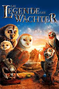 """Plakat von """"Die Legende der Wächter"""""""