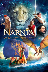 """Plakat von """"Die Chroniken von Narnia: Die Reise auf der Morgenröte"""""""