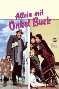 """Plakat von """"Allein mit Onkel Buck"""""""