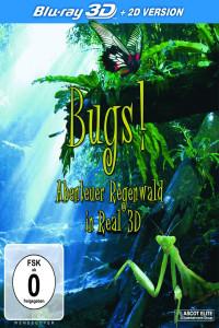 """Plakat von """"Bugs! Abenteuer Regenwald"""""""