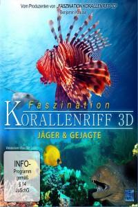 """Plakat von """"Faszination Korallenriff 3D - Jäger & Gejagte"""""""