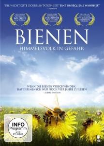 """Plakat von """"Bienen - Himmelsvolk in Gefahr"""""""