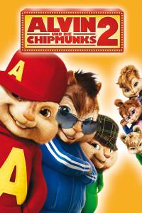 """Plakat von """"Alvin und die Chipmunks 2"""""""