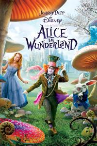 """Plakat von """"Alice im Wunderland"""""""