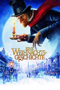 """Plakat von """"Eine Weihnachtsgeschichte"""""""