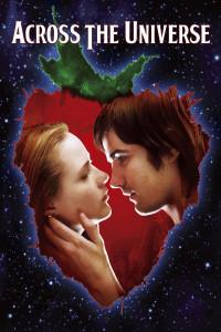 "Plakat von ""Across the Universe"""