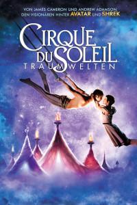 """Plakat von """"Cirque du Soleil - Traumwelten"""""""