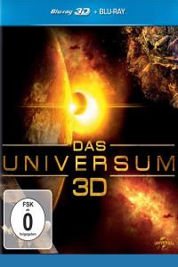 """Plakat von """"Das Universum 3D"""""""