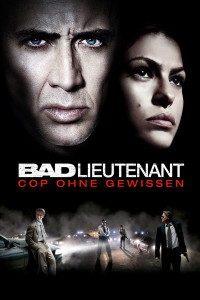 """Plakat von """"Bad Lieutenant - Cop ohne Gewissen"""""""