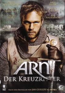 """Plakat von """"Arn - Der Kreuzritter"""""""