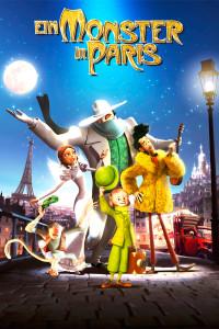 """Plakat von """"Ein Monster in Paris"""""""