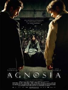 """Plakat von """"Agnosia - Das dunkle Geheimnis"""""""