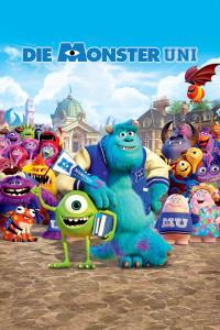 """Plakat von """"Die Monster Uni"""""""