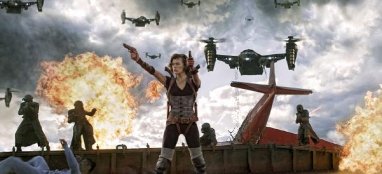 Resident Evil 6: The Final Chapter – Jovovich gibt Drehstart bekannt