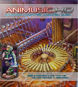 """Plakat von """"Animusic HD"""""""