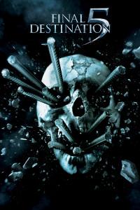 """Plakat von """"Final Destination 5"""""""