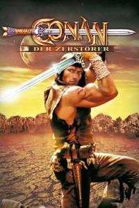 """Plakat von """"Conan der Zerstörer"""""""