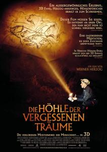 """Plakat von """"Die Höhle der vergessenen Träume"""""""