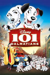 "Plakat von ""101 Dalmatians"""