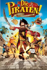 """Plakat von """"Die Piraten - Ein Haufen merkwürdiger Typen"""""""
