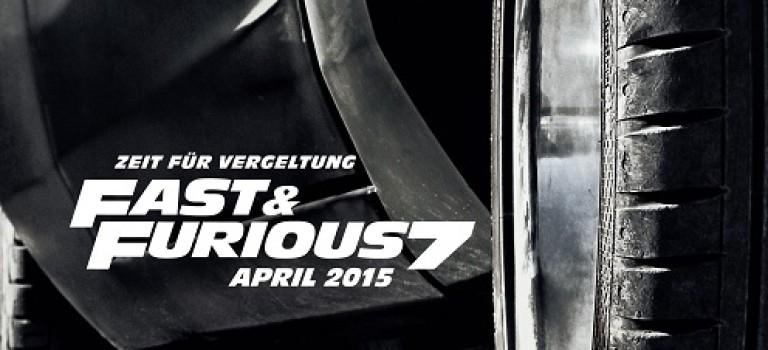 FAST & FURIOUS 7 – Zweiter deutscher Trailer