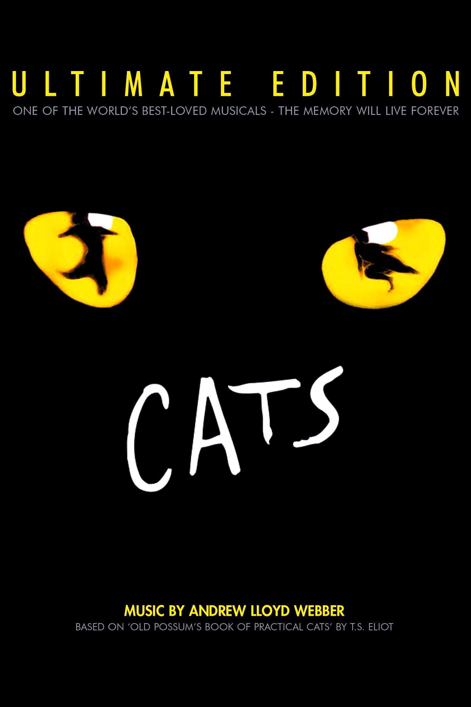 """Plakat von """"Cats"""""""
