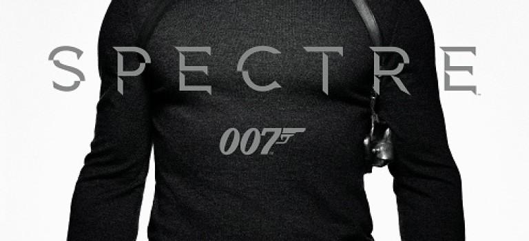 007 SPECTRE – Teaser-Plakat und Teaser-Trailer online