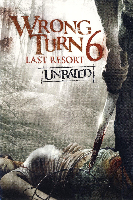 """Plakat von """"Wrong Turn 6: Last Resort"""""""